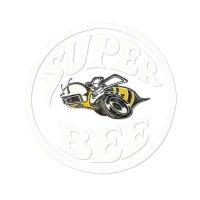 ホットロッド ステッカー 68-70 SUPER BEE  Decal(左)