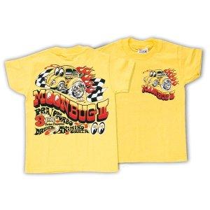 画像1: キッズ & レディース MOON BUG II T シャツ
