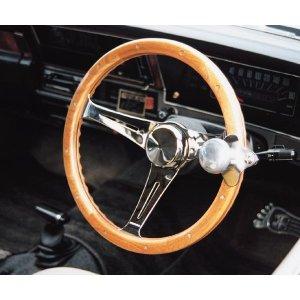画像1: Steering Wheel Spinner Knobs Plain
