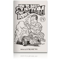 ED ROTH BOOK HOW TO BUILD CAR BODY