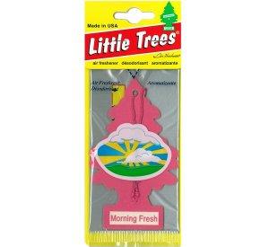 画像1: Little Tree エアーフレッシュナー Morning Fresh