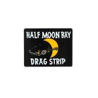 ホットロッド ステッカー HALF MOON BAY DRAG STRIP ステッカー【裏貼りタイプ】