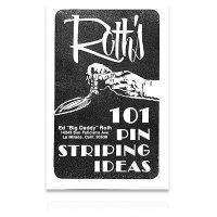 ED ROTH  BOOK 101 PINSTRIPING