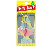 Little Tree エアーフレッシュナー Cotton Candy