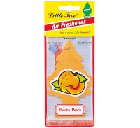 Little Tree エアーフレッシュナー Peachy Peach