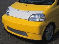 HOOD BRA 国産車/輸入車 ホワイト
