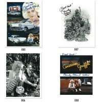 American Graffiti Printings with Autograph (B)