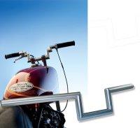 MOON Custom Cycle Shop Original Hadle Bars(ステンレス製).