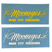 MOON City YOKOHAMA 抜きデカール