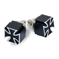 Iron Cross Black ライセンス ボルト
