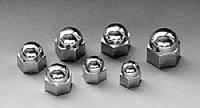 クローム ボルト キャップ 15/16インチ(約 24mm)