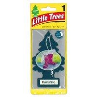 Little Tree エアーフレッシュナー レイン シャイン