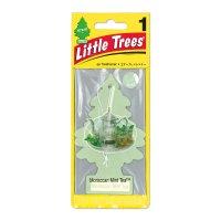 Little Tree エアーフレッシュナー モロッコ ミント ティー