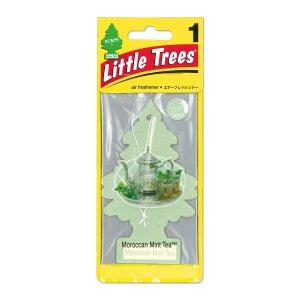 画像1: Little Tree エアーフレッシュナー モロッコ ミント ティー