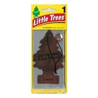 Little Tree エアーフレッシュナー レザー