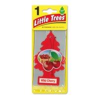 Little Tree エアーフレッシュナー ワイルド チェリー