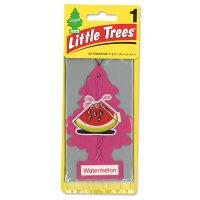 Little Tree エアーフレッシュナー ウォーターメロン