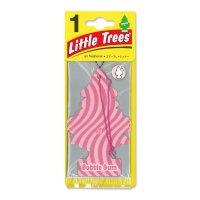 Little Tree エアーフレッシュナー Bubble Gum