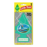 Little Trees エアーフレッシュナー ベイサイド ブリーズ ビックサイズ