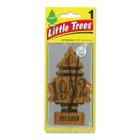 Little Tree エアーフレッシュナー Bourbon
