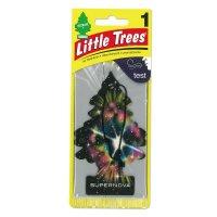 Little Tree エアーフレッシュナー スーパー ノヴァ