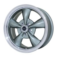 American Racing Torq Thrust Wheel M 16X7 5H100 +35mm