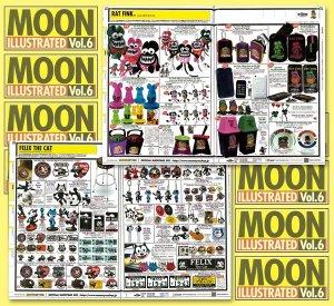 画像3: MOON ILLUSTRATED Magazine Vol.6