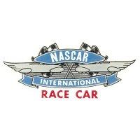 ホットロッド ステッカー NASCAR INTERNATIONAL RACE CAR ステッカー