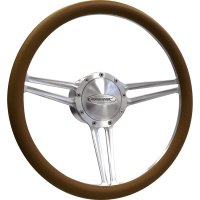 Budnik Steering Wheel Beveled Sport