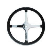 Bell Style Steering Wheel ノーホール 4スポーク 34cm