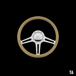 画像2: Billet Specialties Steering Wheels Speedway 35cm