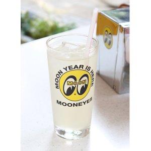 画像1: MOONEYES グラス