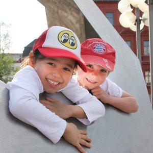 画像2: Kids MOON Eyeball ベースボール キャップ