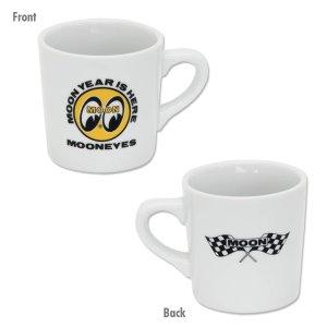 画像2: MOONEYES コーヒー マグ
