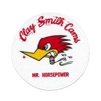 クレイスミス パッチ MR.HORSEPOWER パッチ ラウンド