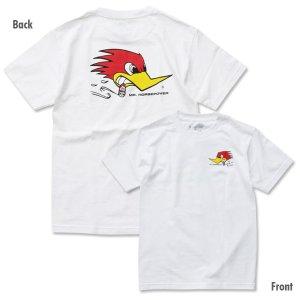 画像1: クレイスミス トラディショナル デザイン Tシャツ ホワイト