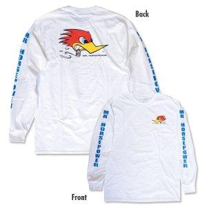 画像1: クレイスミス ロング スリーブ Tシャツ ホワイト