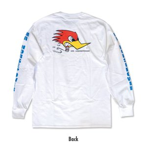 画像2: クレイスミス ロング スリーブ Tシャツ ホワイト