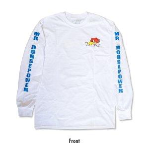 画像3: クレイスミス ロング スリーブ Tシャツ ホワイト