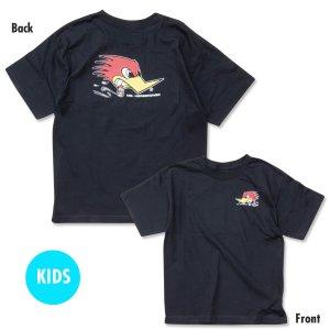 画像1: キッズ クレイスミス トラディショナル デザイン T シャツ ブラック
