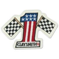 Clay Smith パッチ (ワッペン) ナンバー1