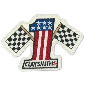 画像1: Clay Smith パッチ (ワッペン) ナンバー1