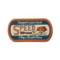 Clay Smith パッチ (ワッペン) スピードショップ