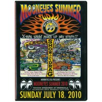 2010 MOONEYES USA Summer Show【DVD】