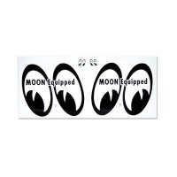 MOON Equipped 4eyes ステッカー