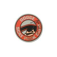 ホットロッド ステッカー DODGE SCAT PACK CLUB ステッカー