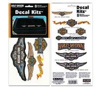 Decal Kitz デカール HARLEY-DAVIDSON