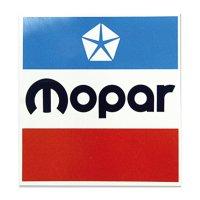 HOT ROD ノスタルジック ステッカー 3インチ スクエア MOPAR デカール