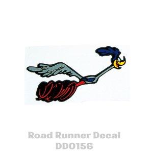 画像1: ロード ・ ランナー デカール 11.5×6cm