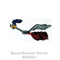 ロード ・ ランナー デカール 11.5×6cm